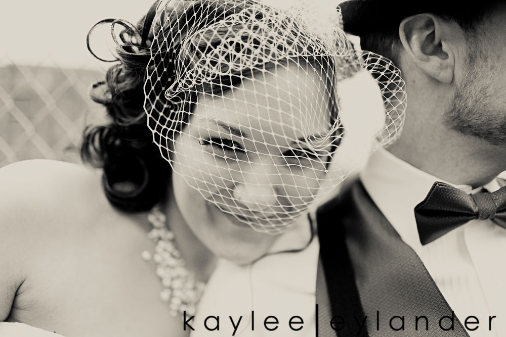 Bellingham Vintage Wedding 10 50s Vintage & Birdcage Veil | Modern Bellingham Wedding Photography