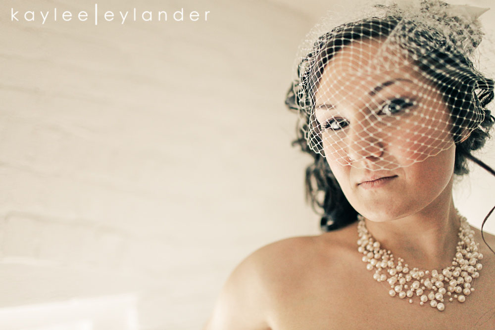 Bellingham Vintage Wedding 83 50s Vintage & Birdcage Veil | Modern Bellingham Wedding Photography