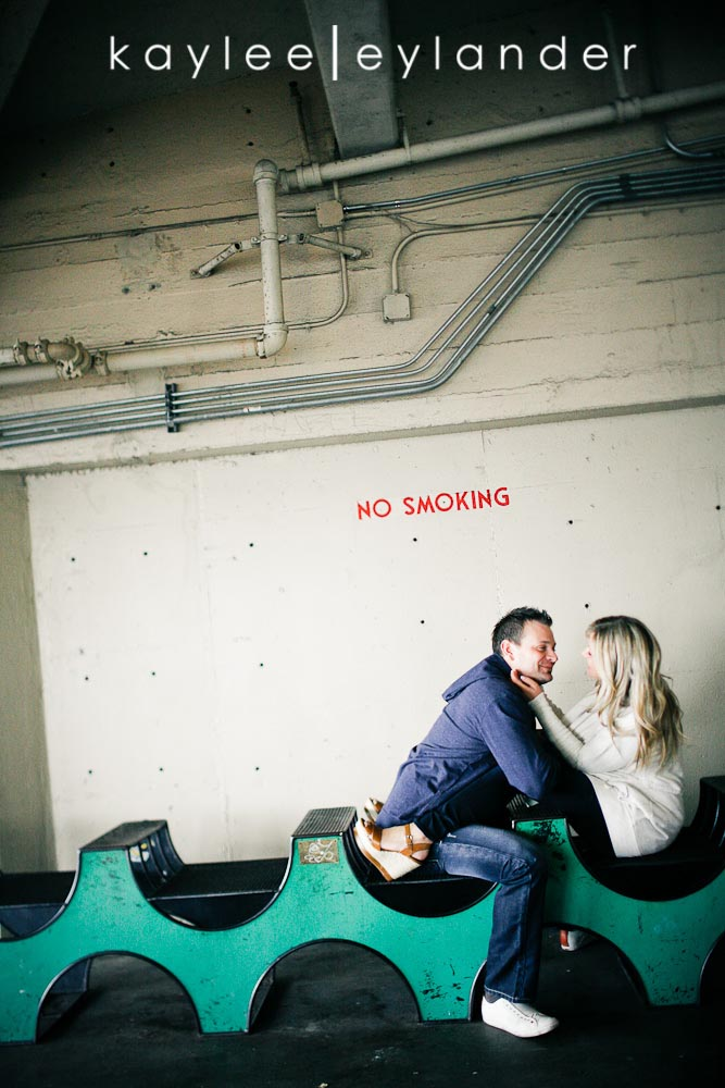 64 Pike Place & Rainier Beach Engagement Session | Snohomish Wedding Photographer