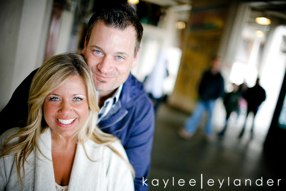 65 Pike Place & Rainier Beach Engagement Session | Snohomish Wedding Photographer