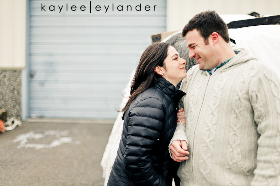 Bellingham Engagement Marina 10 Bellingham Engagement Session | Snow, Boats and Summer Camp