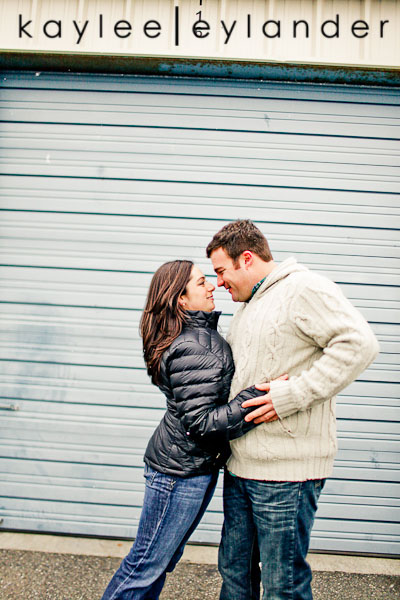 Bellingham Engagement Marina 17 Bellingham Engagement Session | Snow, Boats and Summer Camp