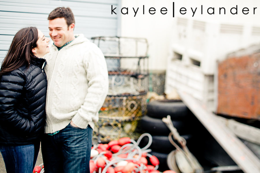 Bellingham Engagement Marina 20 Bellingham Engagement Session | Snow, Boats and Summer Camp