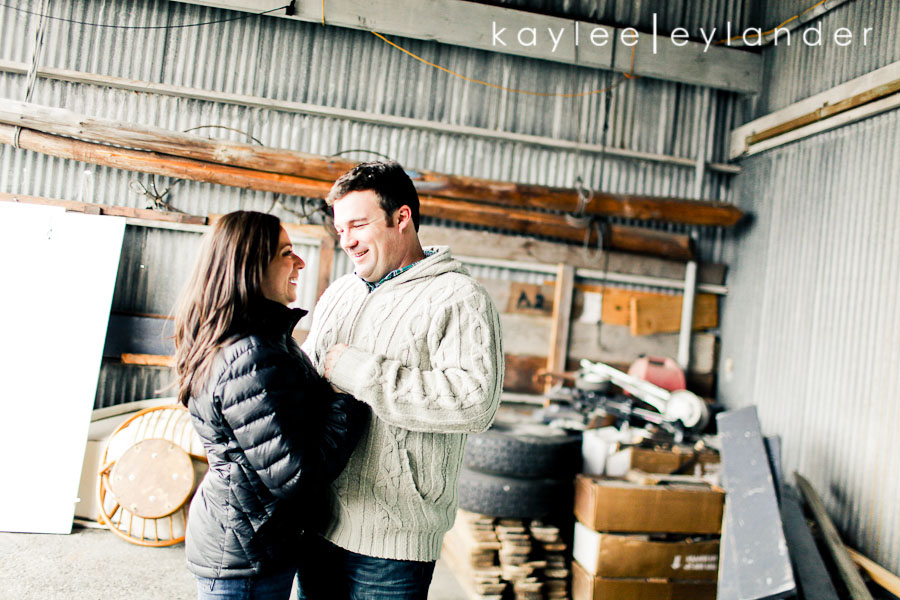Bellingham Engagement Marina 23 Bellingham Engagement Session | Snow, Boats and Summer Camp