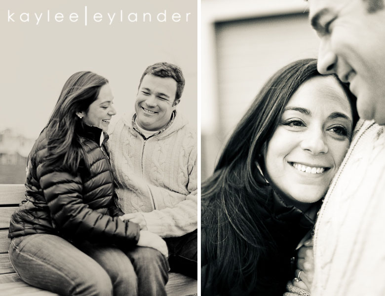 Bellingham Engagement Marina 3 Bellingham Engagement Session | Snow, Boats and Summer Camp
