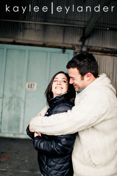 Bellingham Engagement Marina 34 Bellingham Engagement Session | Snow, Boats and Summer Camp