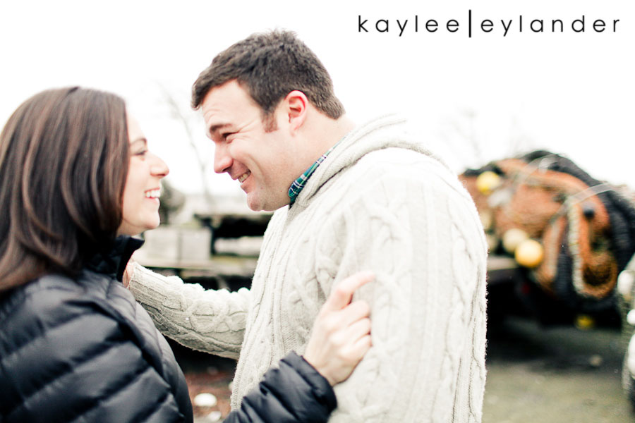 Bellingham Engagement Marina 37 Bellingham Engagement Session | Snow, Boats and Summer Camp