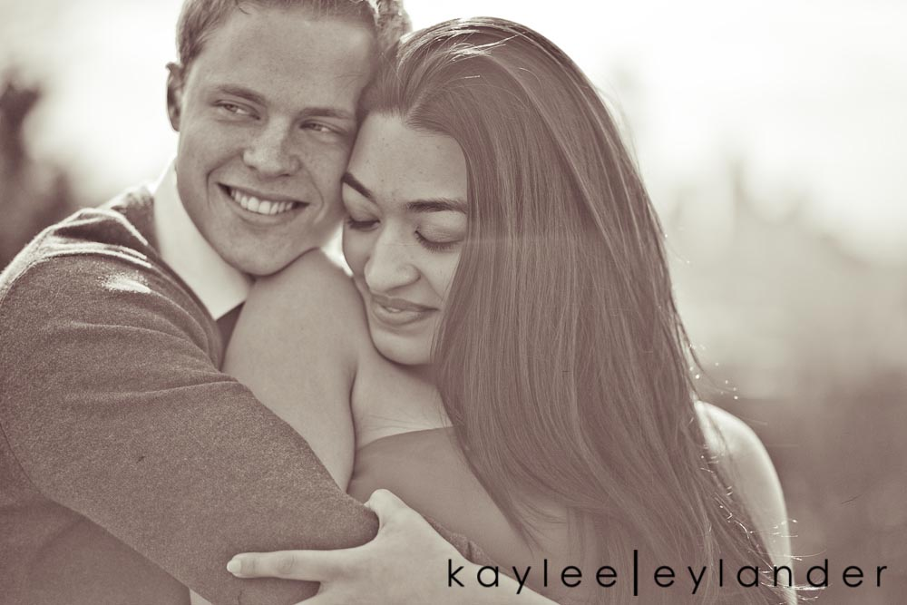 Chloe Josh 2 Kerry Park & UW Row Boat Engagement Session | Chloe & Josh