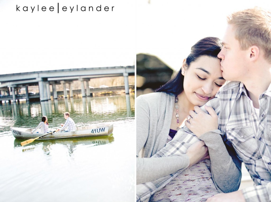 Chloe Josh 37 1024x763 Kerry Park & UW Row Boat Engagement Session | Chloe & Josh
