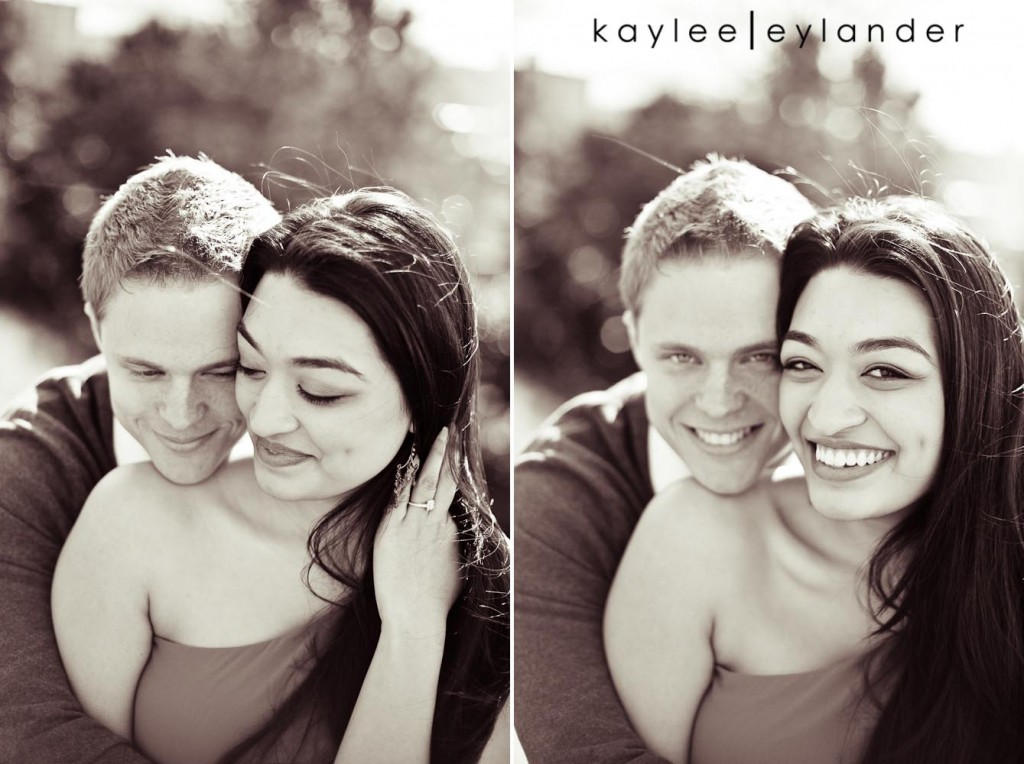 Chloe Josh 7 1024x764 Kerry Park & UW Row Boat Engagement Session | Chloe & Josh