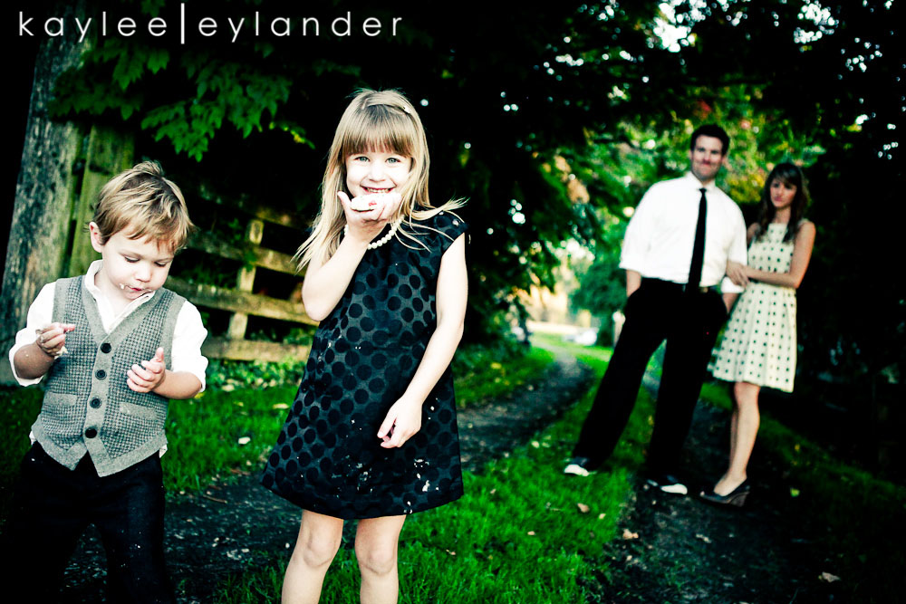 Dan Jenny Keller 40 Cutest Family Session EVER!| The Keller Family