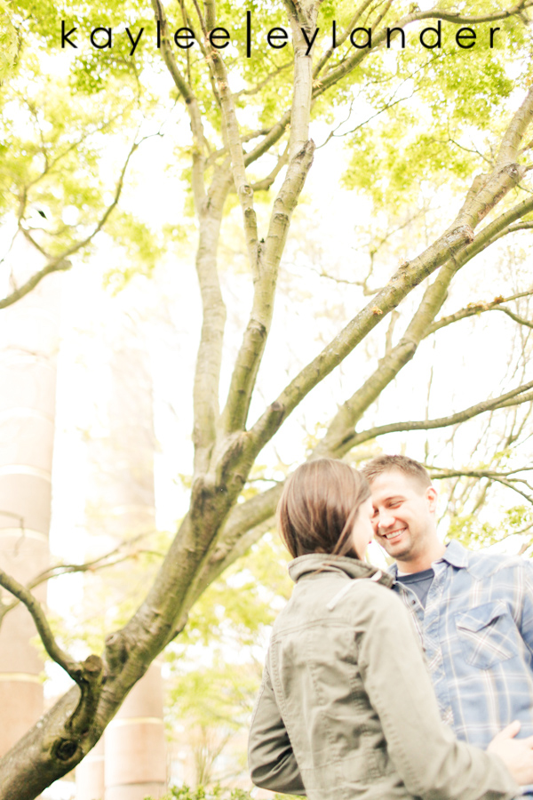 Modern Engagement Session 1 Kirkland Engagement Session | Erin & Tony