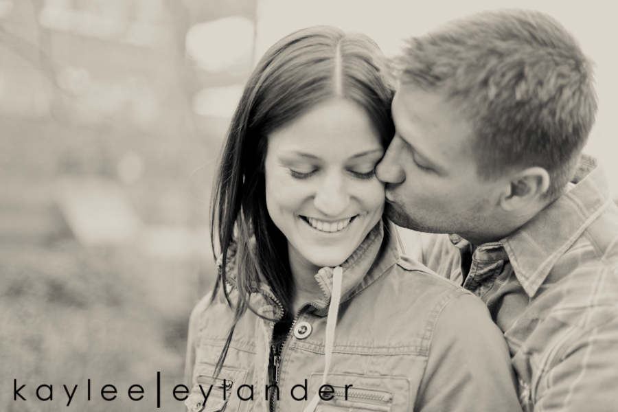 Modern Engagement Session 7 Kirkland Engagement Session | Erin & Tony
