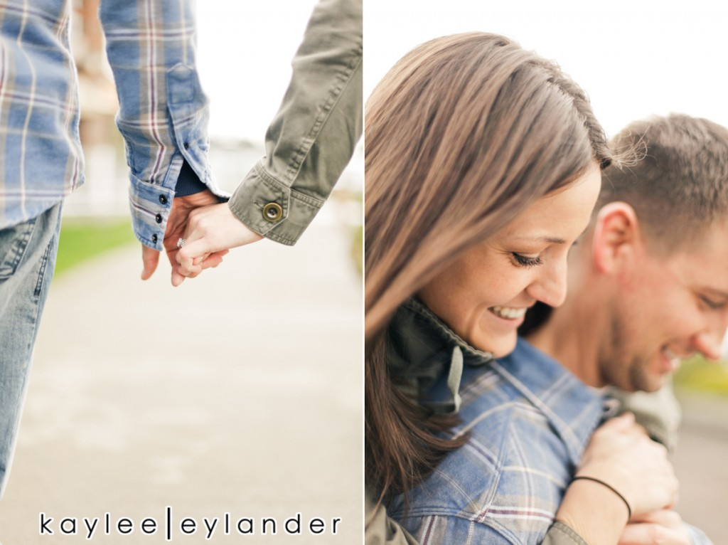 Modern Engagement Session 8 1024x766 Kirkland Engagement Session | Erin & Tony