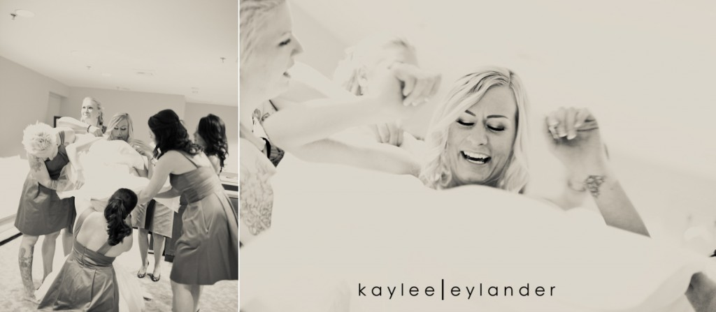 Modern Fun Wedding 14 1024x447 Luke + Sarah | Modern Wedding Photographer | Kaylee Eylander Photography