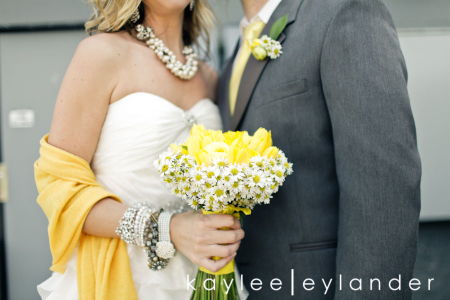 Yellow balloon wedding 71 Yellow Balloons & Sparkly Dress in a Green Field | Summer Wedding Inspiration