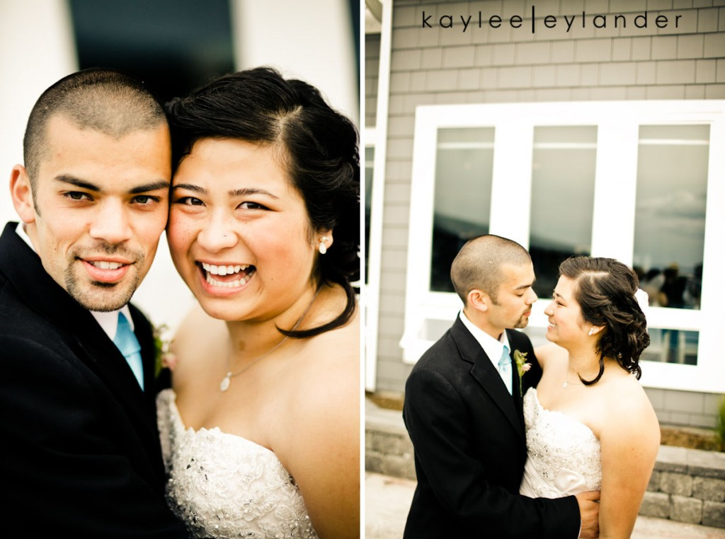 Edmonds Yacht Club Wedding 13 1024x762 Edmonds Yacht Club Wedding | Sneak Peak of 2 Very Happy People