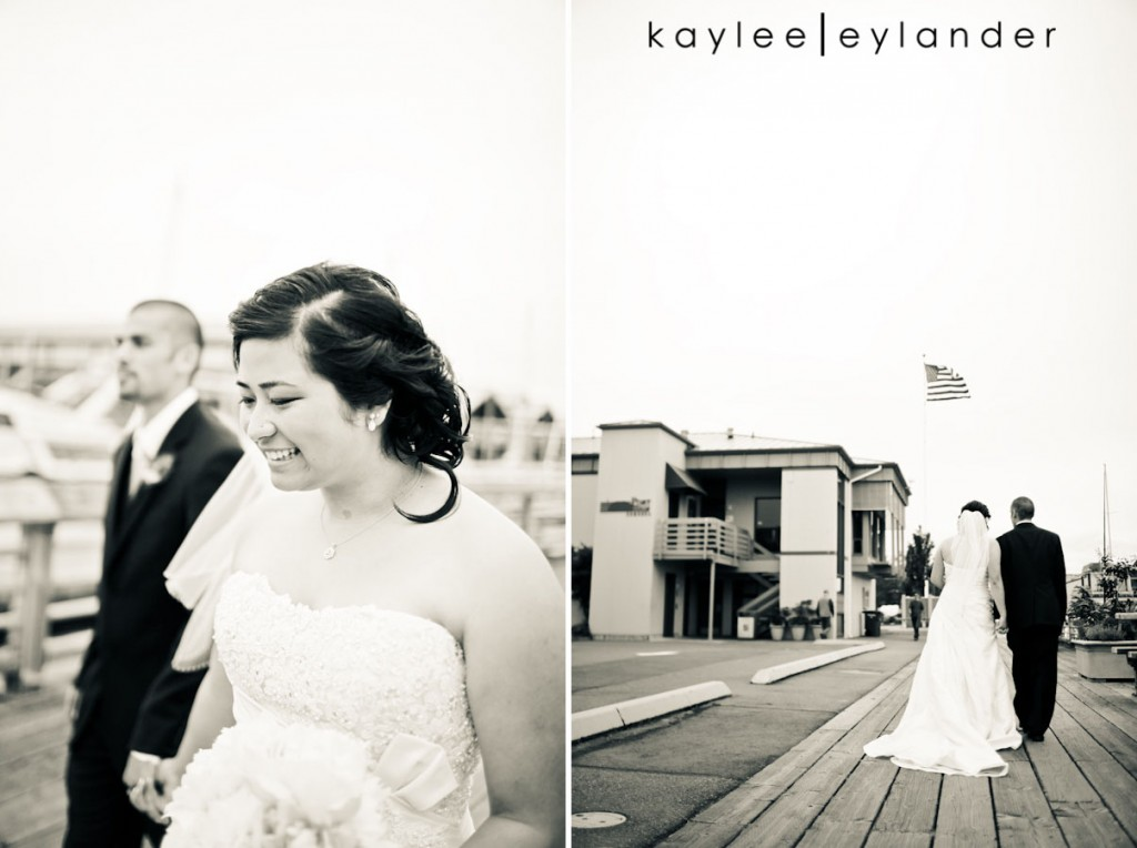 Edmonds Yacht Club Wedding 41 1024x764 Edmonds Yacht Club Wedding | Sneak Peak of 2 Very Happy People