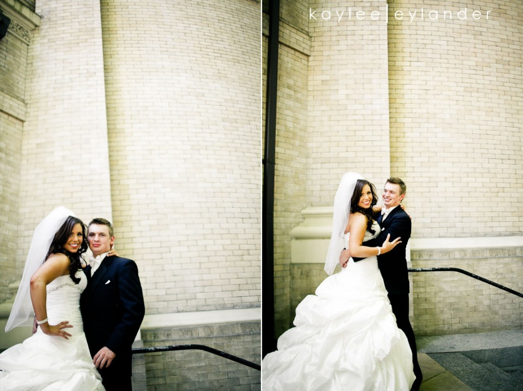 Glam Modern Wedding Seattle 11 1024x765 St. James Cathedral & Kensington Gardens Modern Glam Wedding