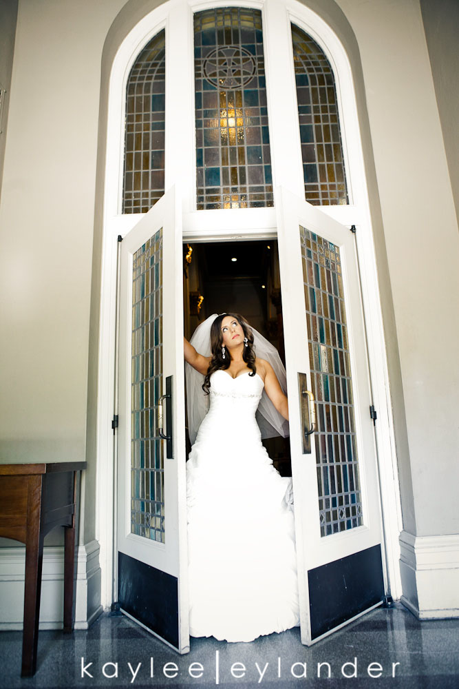 Glam Modern Wedding Seattle 34 St. James Cathedral & Kensington Gardens Modern Glam Wedding