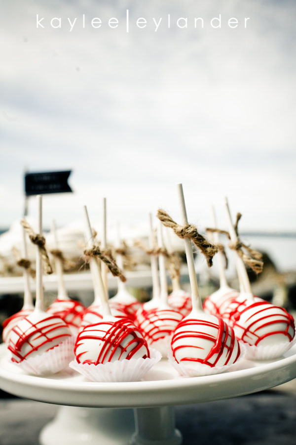 Nautical Beach Wedding 14 Vintage Nautical Beach Wedding | Stylized Shoot