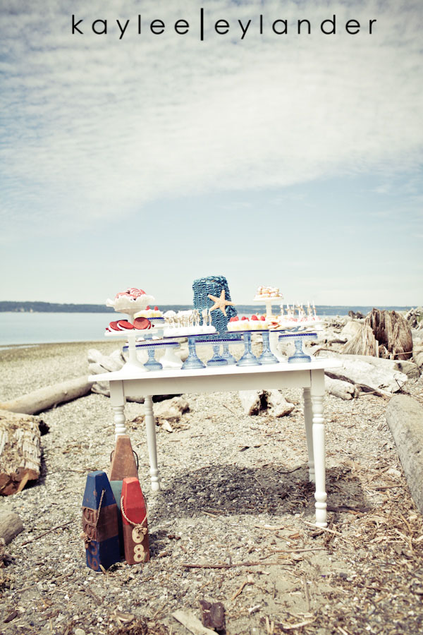 Nautical Beach Wedding 52 Vintage Nautical Beach Wedding | Stylized Shoot