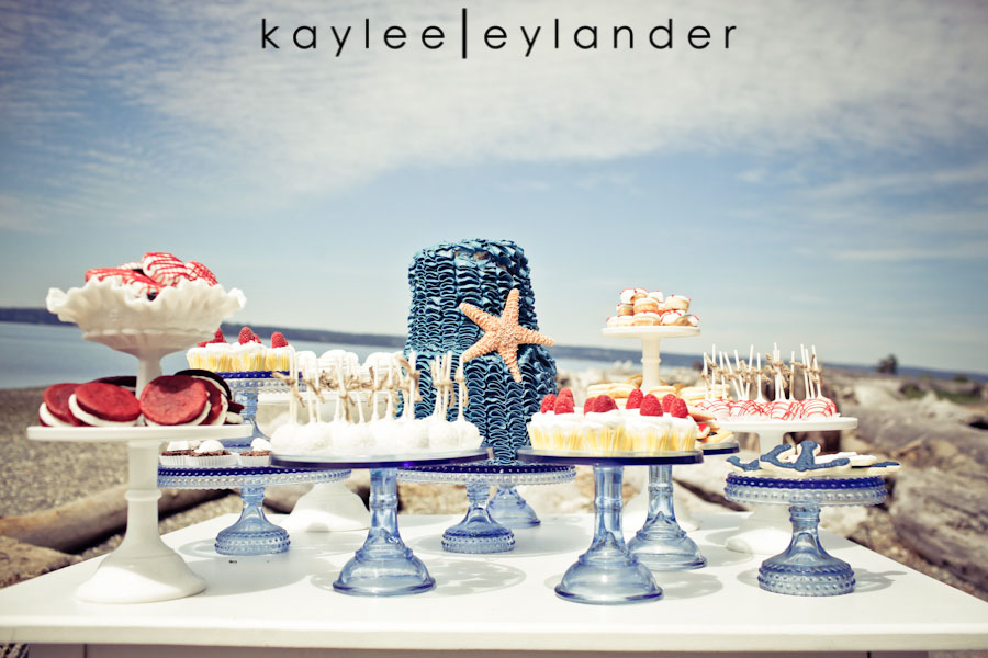 Nautical Beach Wedding 53 Vintage Nautical Beach Wedding | Stylized Shoot