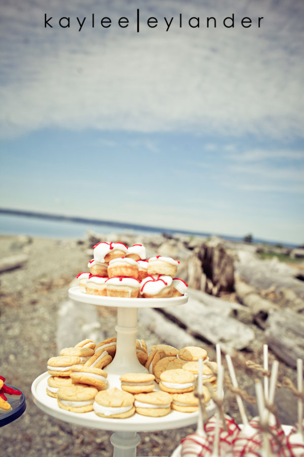 Nautical Beach Wedding 54 Vintage Nautical Beach Wedding | Stylized Shoot