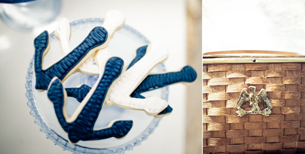 Nautical Beach Wedding 55 1024x518 Vintage Nautical Beach Wedding | Stylized Shoot