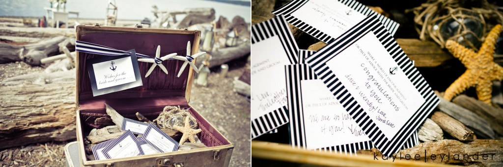 Nautical Beach Wedding 6 1024x341 Vintage Nautical Beach Wedding | Stylized Shoot