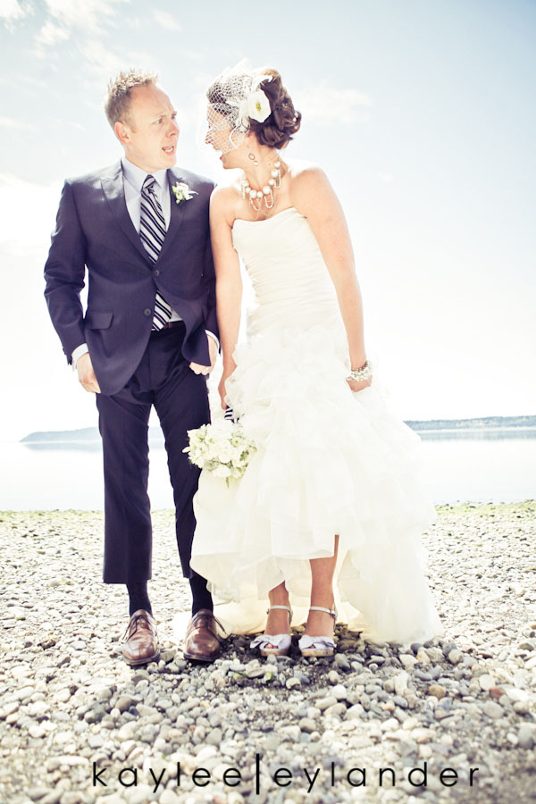 Nautical Beach Wedding 87 Vintage Nautical Beach Wedding | Stylized Shoot