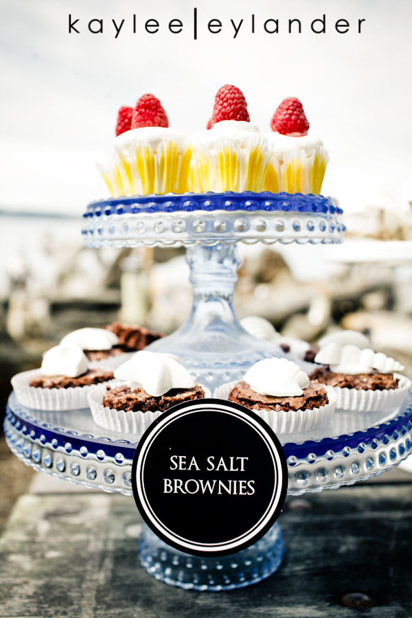 Nautical Beach Wedding 11 Jenny Cookie | Dessert Tables & Dessert Bars