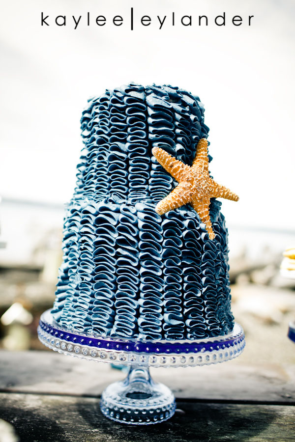 Nautical Beach Wedding 21 Jenny Cookie | Dessert Tables & Dessert Bars