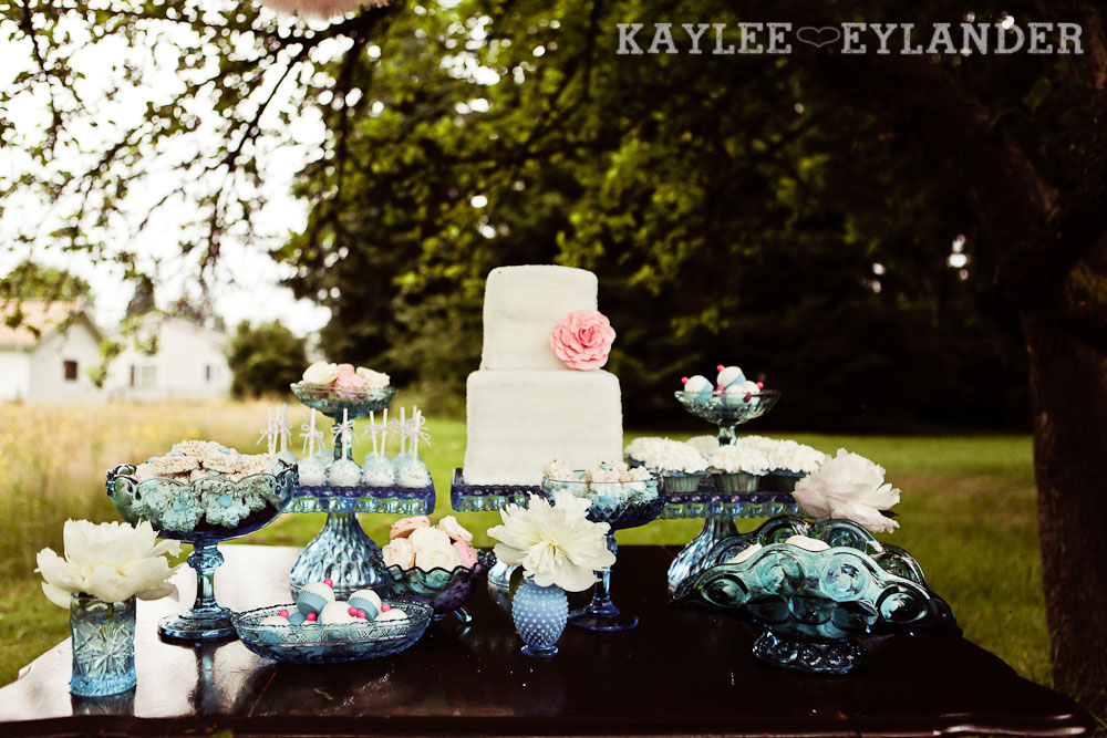 Turquoise and Pink Vintage Wedding 35 Vintage Turquoise & Pink Wedding | Stylized Garden Wedding Shoot