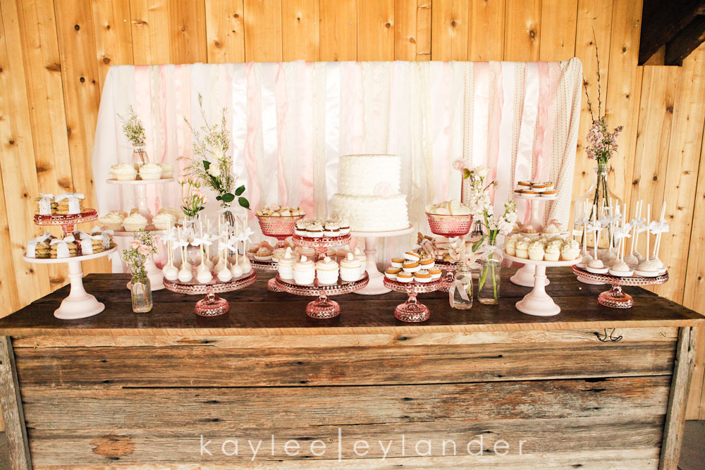 Vintage Pink and lace Wedding shoot 29 Jenny Cookie | Dessert Tables & Dessert Bars