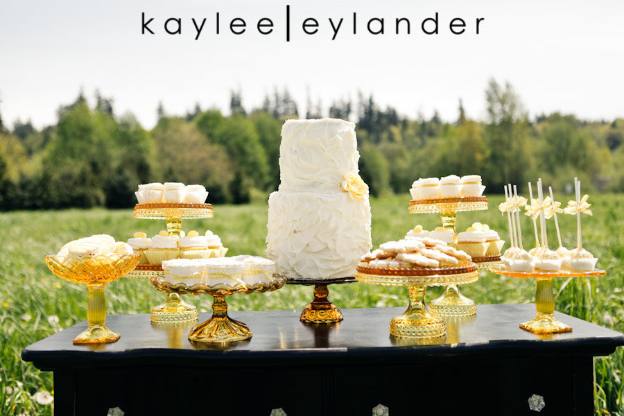 Yellow balloon wedding 13 Jenny Cookie | Dessert Tables & Dessert Bars