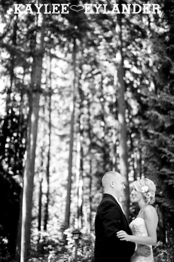 Echo Falls Wedding 1 Motorcycles, Brides and Red Roses | Sneak Peak | Snohomish Wedding Photographers