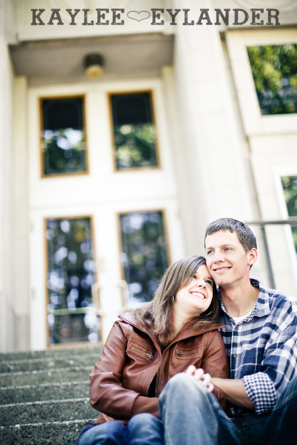 Seattle Pacific University SPU Engagement Session 12 Seattle Pacific University Engagment Session | Kaylee Eylander Photography