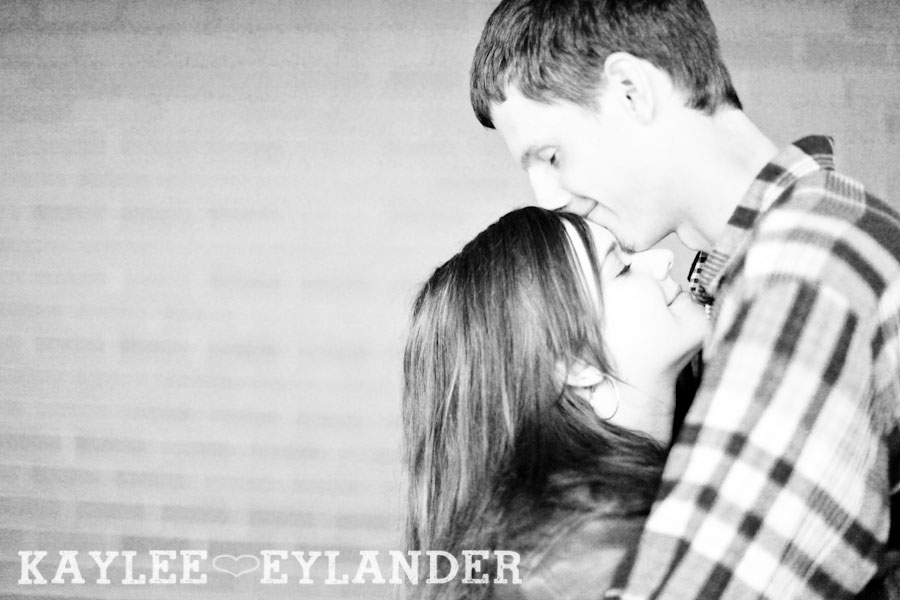 Seattle Pacific University SPU Engagement Session 26 Seattle Pacific University Engagment Session | Kaylee Eylander Photography