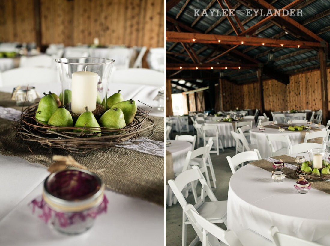 Swans Trail Farm Wedding 51 1100x821 Swans Trail Farm Wedding | Pears, Raspberries and little white lights