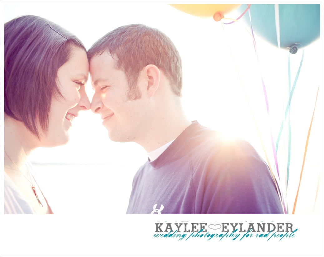 Beach Engagement Session 12 Beach & Balloon Engagement Session | Snohomish Wedding Photographer
