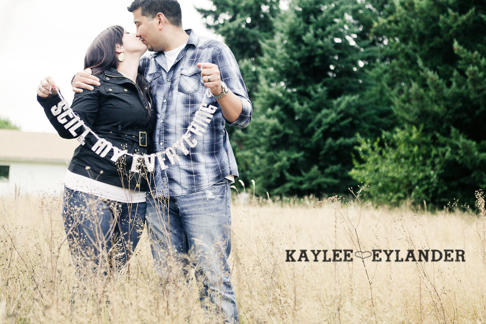 Couples Session Snohomish 1 Love Session | Mindy & Damien | Married 3 yrs.