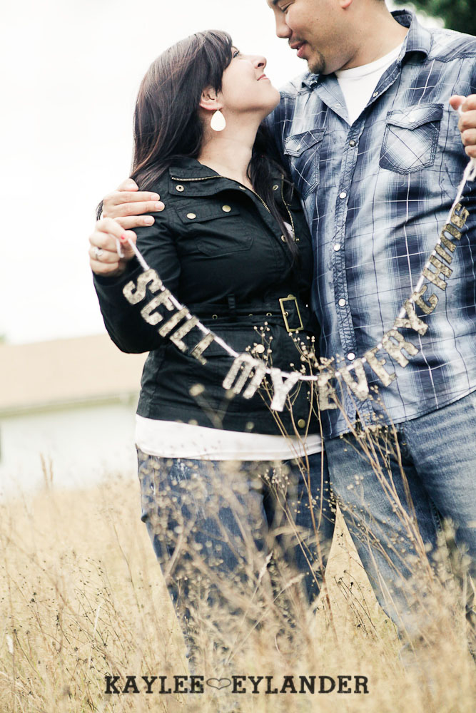 Couples Session Snohomish 2 Love Session | Mindy & Damien | Married 3 yrs.