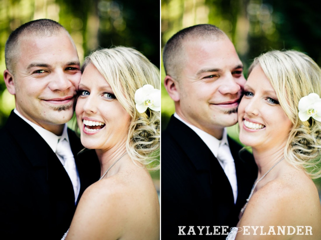 Echo Falls Wedding 2 1100x822 Echo Falls Golf Course Wedding | Snohomish Wedding Photographers