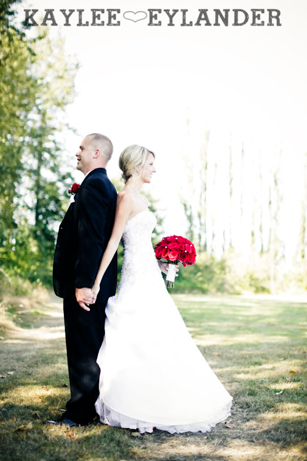 Echo Falls Wedding 25 Echo Falls Golf Course Wedding | Snohomish Wedding Photographers
