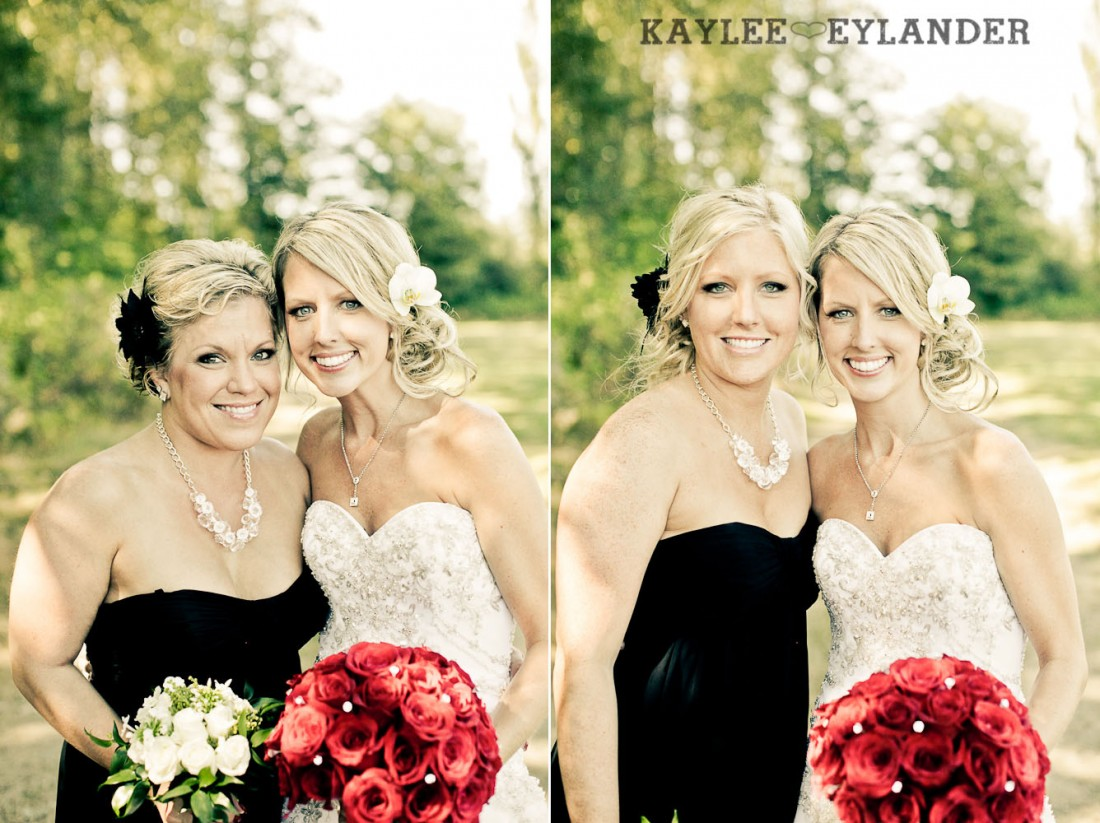 Echo Falls Wedding 324 1100x823 Echo Falls Golf Course Wedding | Snohomish Wedding Photographers
