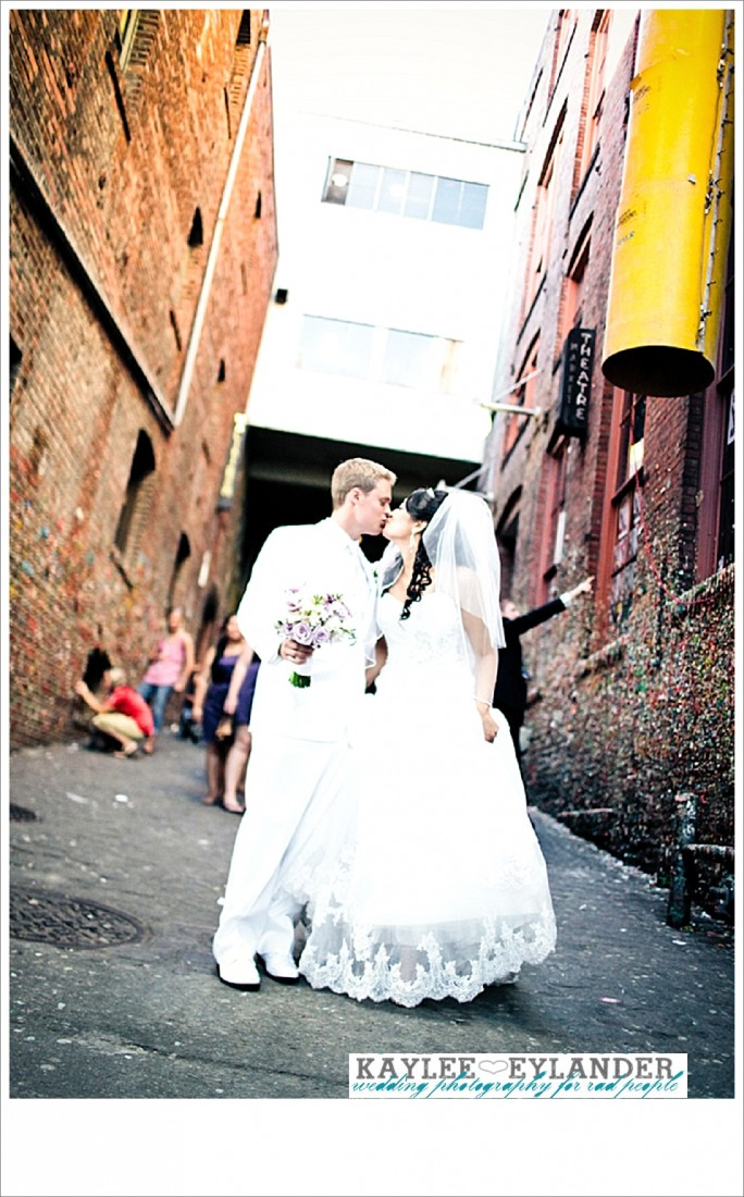 Pike Place Wedding Bride Groom 49 684x1100 Pike Place First Look   Seattle Wedding Photographer   First Look