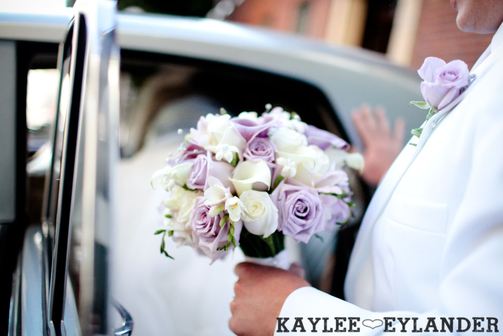 Pike Place Wedding Bride Groom 55 Pike Place First Look   Seattle Wedding Photographer   First Look