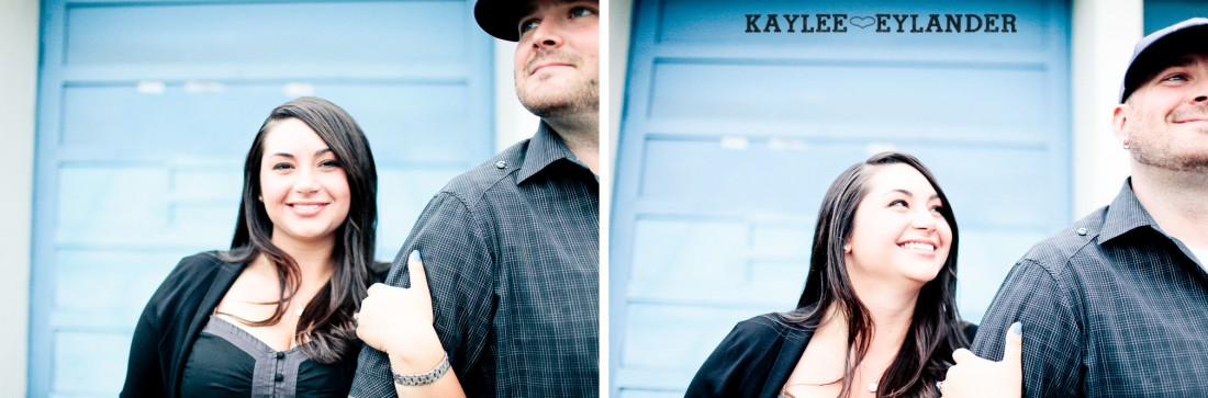 Seattle Space Needle Engagement Photographer 4 1100x363 Seahawks & Seattle Space Needle Engagement Session    Century Link Field Session