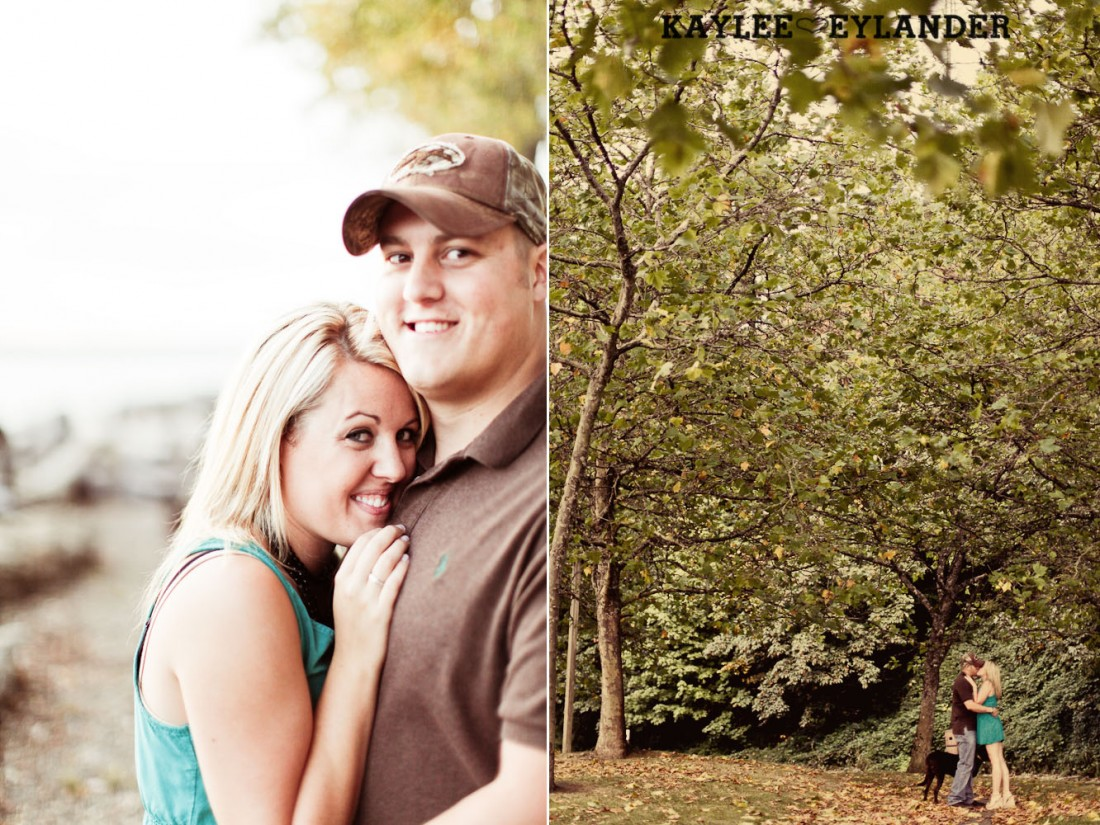 29 1100x825 Beach Engagement Session | Kayak Point with a sweet chocolate lab...and 2 peeps in love
